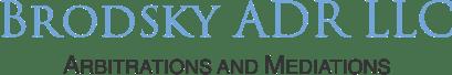 Brodsky ADR LLC